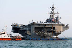 Việt Nam cần tận dụng gì từ chuyến thăm của tàu sân bay Mỹ?