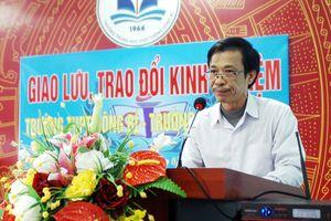 Trường cho học sinh nghỉ để giao lưu ở Quảng Ninh nhận sai sót