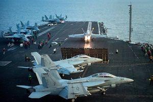 Quốc tế bình luận sự kiện tàu sân bay Mỹ tới Việt Nam