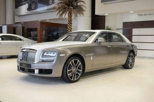Ngắm nhìn Rolls-Royce Ghost mang phong cách Hồi Giáo