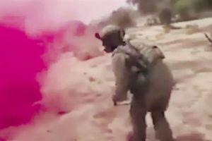 Lộ video 4 lính Mỹ thiệt mạng vì lọt ổ phục kích