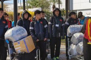 U16 Việt Nam đặt chân tới Nhật Bản, sẵn sàng cho giải Quốc tế