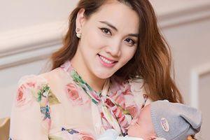 Hot Face sao Việt 24h: Trang Nhung lần đầu khoe con trai