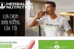 Soi hồ sơ công ty đa cấp Herbalife Việt Nam bị phạt hàng trăm triệu