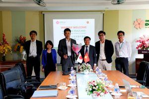 Thúc đẩy chương trình đưa sinh viên sang Nhật Bản làm việc