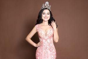 Trần Huyền Nhung - hoa hậu đam mê âm nhạc