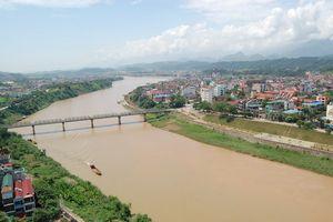 Hà Nội: Phân luồng giao thông xây dựng cầu Phú Thứ