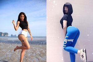 Nhan sắc 'hot girl siêu vòng 3' khiến đàn ông 'điêu đứng', phụ nữ ghen tị