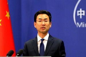 Trung Quốc lên tiếng về chuyến thăm Việt Nam của tàu sân bay Mỹ