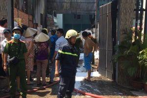 TP.HCM: Hỏa hoạn thiêu rụi kho hàng của công ty cáp viễn thông