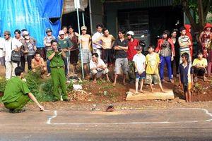 Nghệ An: Làm mương qua trước cổng nhà dân, xóm trưởng bị đâm tử vong