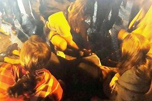2 nữ du khách bị đánh ngất xỉu, bầm dập sau khi chụp hình quán cơm ở Đà Lạt