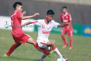 Giải tỏa áp lực, U.19 HAGG giành chiến thắng 2-1 trước Đồng Nai