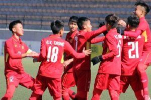 Lịch thi đấu của đội tuyển U16 Việt Nam ở giải giao hữu tại Nhật