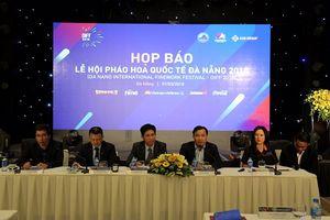 Lễ hội pháo hoa quốc tế Đà Nẵng 2018 sẽ đầy khác biệt và ấn tượng