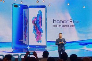 Honor giới thiệu bộ đôi Honor 9 Lite và Honor 7X tại Việt Nam