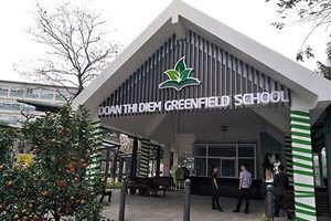 Hàng trăm học sinh trường Đoàn Thị Điểm Greenfield nghỉ bất thường