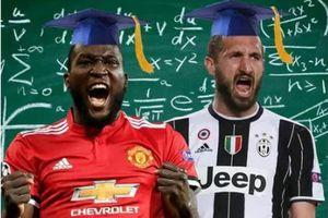 Lukaku, Mata và những cầu thủ có trình độ học vấn đáng nể
