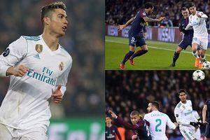 Chấm điểm PSG 1-2 Real: Ngả mũ trước 'siêu nhân' Ronaldo