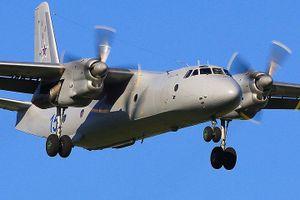 Cận cảnh loại máy bay vận tải An-26 do Nga sản xuất và vừa rơi ở Syria