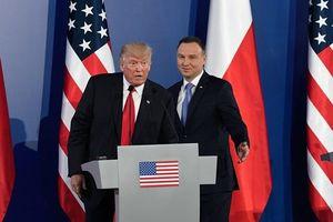 Ba Lan bác thông tin trục trặc trong quan hệ đối tác với Mỹ