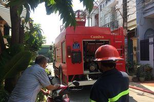 Hỏa hoạn bùng phát trong công ty viễn thông ở TP HCM