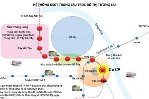 Hà Nội trưng bày ga tàu điện ngầm Hồ Gươm để lấy ý kiến người dân