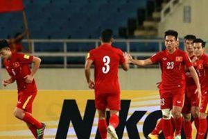 ĐT Việt Nam đứng trước cơ hội có thứ hạng FIFA tốt nhất lịch sử