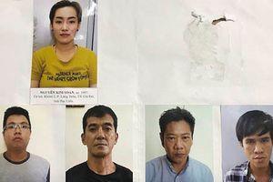 Nhóm nghi phạm sao chép thẻ ATM trộm tiền tỷ sa lưới