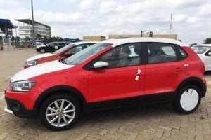 Volkswagen Cross Polo có giá bán cạnh tranh với Ford Ecosport 2018