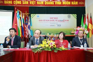 Cờ vua Quốc tế HDBank 2018: Lê Quang Liêm quyết đấu siêu Đại kiện tướng quốc tế Trung Quốc