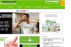 Công ty Herbalife Việt Nam bị phạt 140 triệu đồng vì lơ là giám sát
