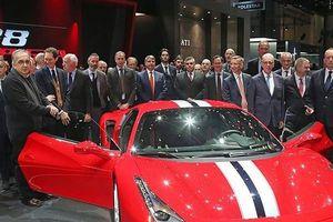Ảnh chi tiết siêu ngựa dũng mãnh Ferrari 488 Pista