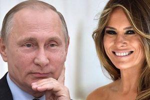 Tiết lộ bất ngờ của TT Putin về cuộc trò chuyện với Đệ nhất phu nhân Mỹ