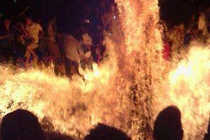 Đắk Nông: Phóng hỏa thiêu người bất thành liền vác dao chém vợ đứt lìa ngón tay