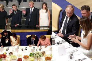 Lộ nội dung cuộc tán gẫu thân mật giữa ông Putin và phu nhân ông Trump