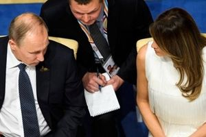 Ông Putin tiết lộ cuộc trò chuyện thú vị với Đệ nhất phu nhân Mỹ