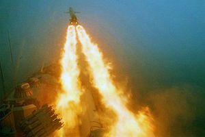Siêu tên lửa chống hạm mang đầu đạn hạt nhân có thể xóa sổ cả nhóm tàu sân bay của Hải quân Nga