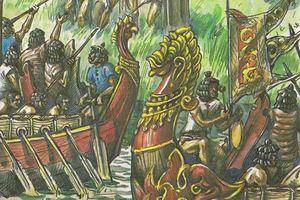 Đại Việt ra uy, Tống bại, Chiêm Thành - Chân Lạp quay mũi giáo đánh nhau