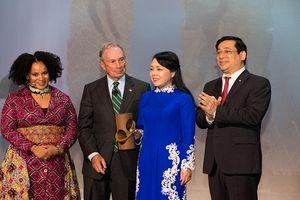 Việt Nam được vinh danh về hoạt động phòng chống thuốc lá