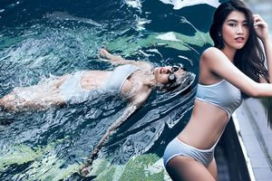 Chế Nguyễn Quỳnh Châu: 'Bơi lội giúp tôi cân bằng cuộc sống và sống lạc quan hơn'