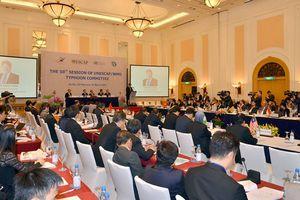 Khóa họp thường niên lần thứ 50 Ủy ban bão quốc tế đạt nhiều kết quả quan trọng