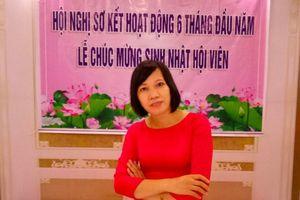 Nữ doanh nhân Việt Nam: Tự tin - Trung hậu - Đảm Đang