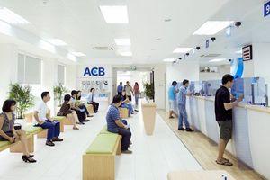 Nhóm Dragon Capital muốn 'sang tay' nội bộ 7 triệu cổ phiếu ACB