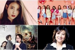 Những người phụ nữ quyền lực nhất nền giải trí Hàn Quốc