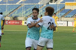 Thanh Hóa chưa đủ 'trình' đá Cúp châu Á
