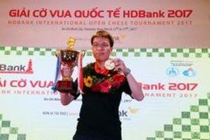 Khởi tranh Giải cờ vua quốc tế HDBank 2018