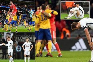 Toàn cảnh: Juventus lạnh lùng đá văng Tottenham khỏi Champions League