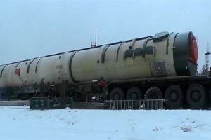 Bộ Quốc phòng Mỹ nói về vũ khí hạt nhân mới Nga