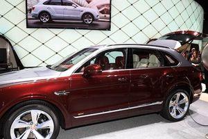 Bentley ra mắt bộ sạc điện dành riêng cho Bentayga Hybrid
